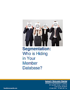 [White_Paper]_Segmentation-_Who_is_Hiding_in_Your_Member_Database